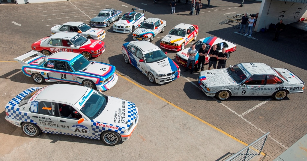 BMW MotorsportRepresenting the BMW Brand in motorsport for 3 Decades