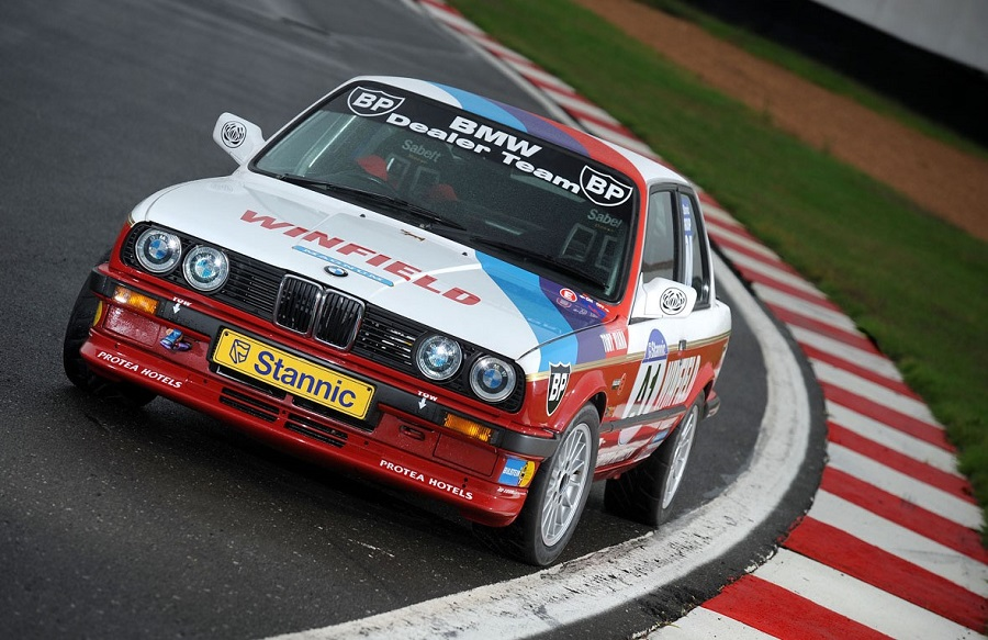 The original Winfield BMW E30 325i Group N