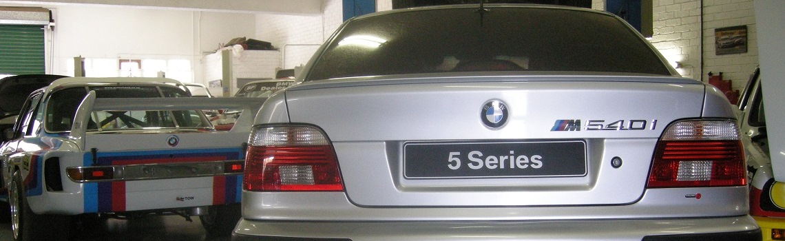 Specializing in BMW Vehicle Servicing and Repairs